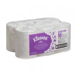 Kleenex Ultra Slimroll Handtücher Kleenex® Ultra 2400 Blatt | 2-lagig