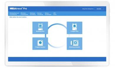 MELAtrace® Pro - Software