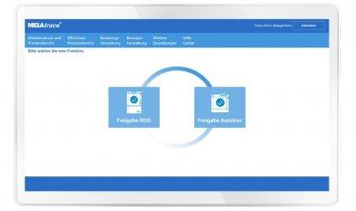 MELAtrace Dokumentationssoftware