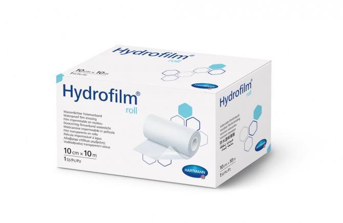 Hartmann transparentes Rollenpflaster Hydrofilm roll