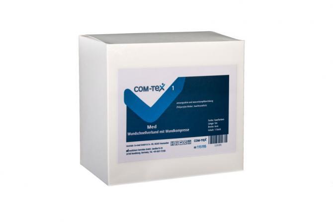 COM-TeX® Med Wundschnellverband auf der Rolle