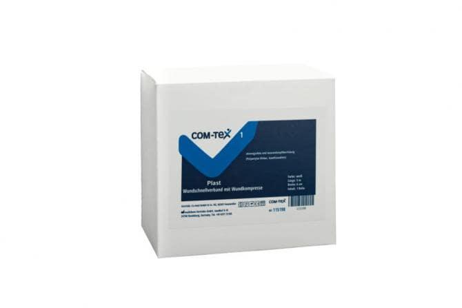 COM-TeX® Plast Wundschnellverband von der Rolle