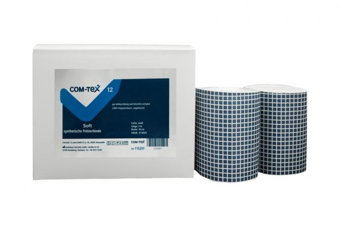 COM-TeX® Soft Synthetische Polsterbinde