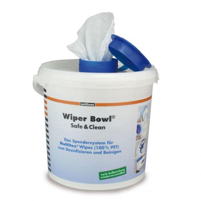 Wiper Bowl® Safe & Clean Spendereimer