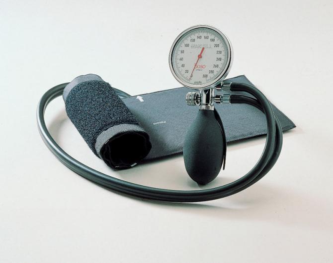 boso Blutdruckmessgerät manuell