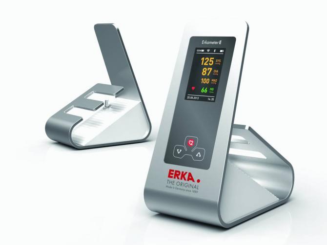 ERKA Blutdruckmessung Erkameter E