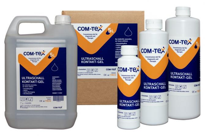 COM-TeX® Ultraschallgel