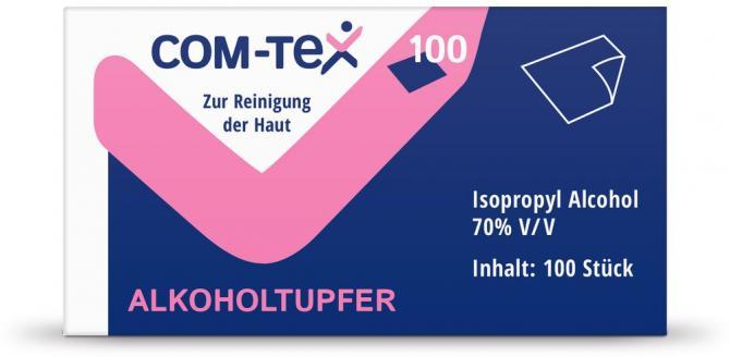 COM-TeX® Alkoholtupfer