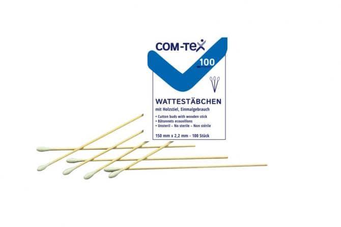 COM-TeX® Wattestäbchen
