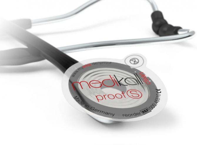 ERKA proof S Stethoskop-Hygieneschutz