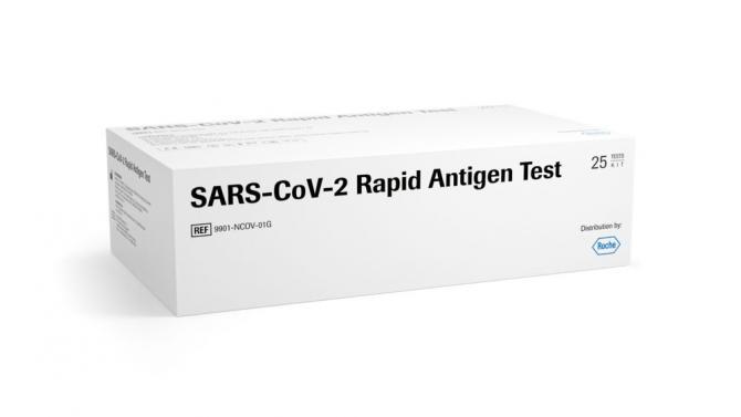 Roche SARS- CoV-2 Rapid Antigentest