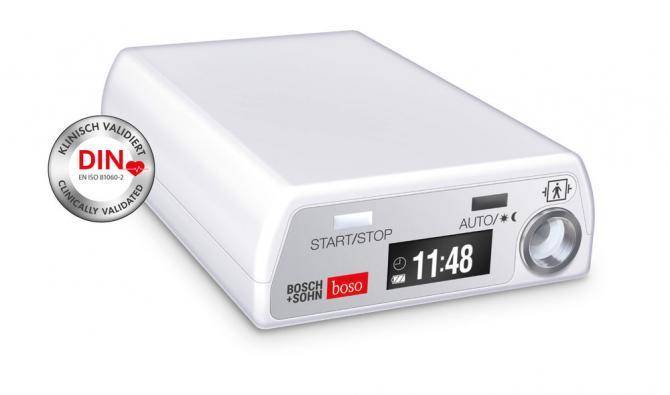 boso TM-2450 Blutdruckmessgerät plus XL-Manschette gratis