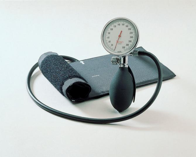 boso Blutdruckmessgerät solid