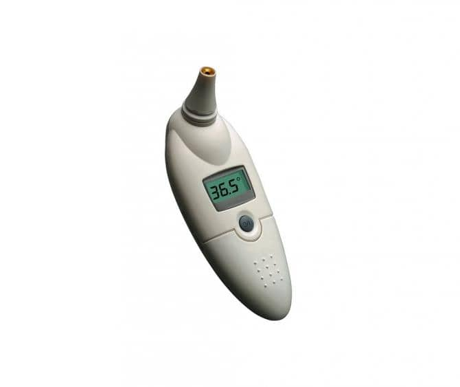 bosotherm medical Infrarot-Ohrthermometer