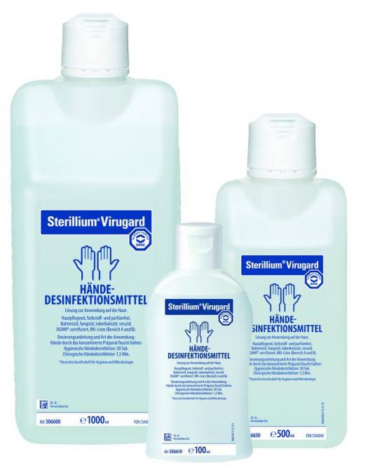 BODE Händedesinfektion Sterillium® Virugard