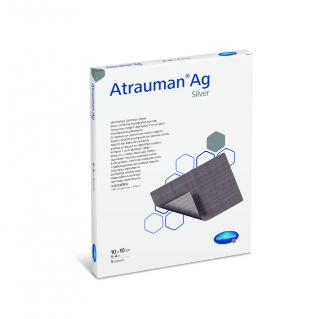 Hartmann Salbenkompressen Atrauman® Ag