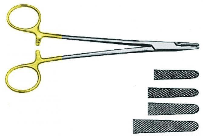 Zepf Nadelhalter Mayo-Hegar