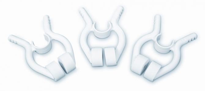 Einmal-Nasenklemmen für Vitalograph