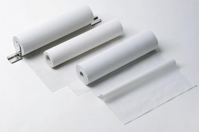 COM-TeX® 2-lagige Ärzterollen Tissue