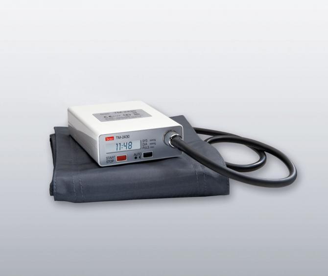 boso Langzeit-Blutdruckmessgerät TM-2430-PC 2