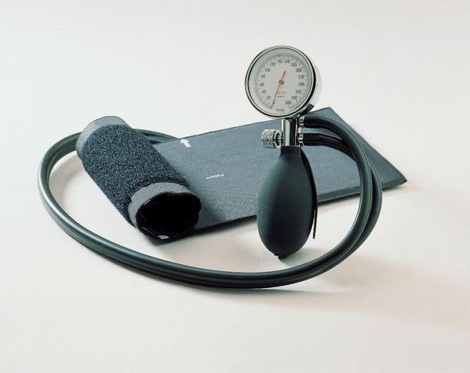 boso Blutdruckmessgerät roid 2-schlauch, Ø48mm Zweischlauch, Ø48mm