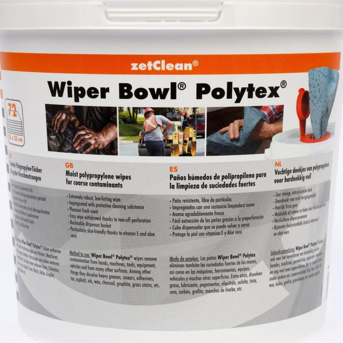 ZVG Spendereimer Wiper Bowl® Polytex