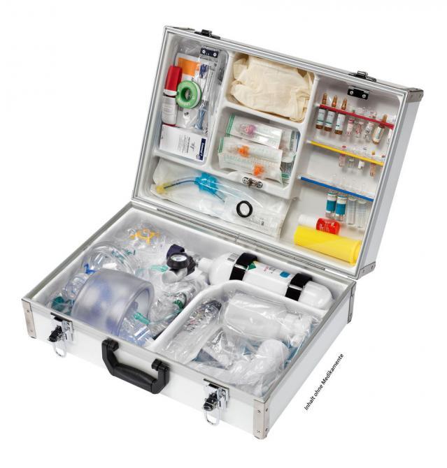Notfallkoffer EuroSafe II