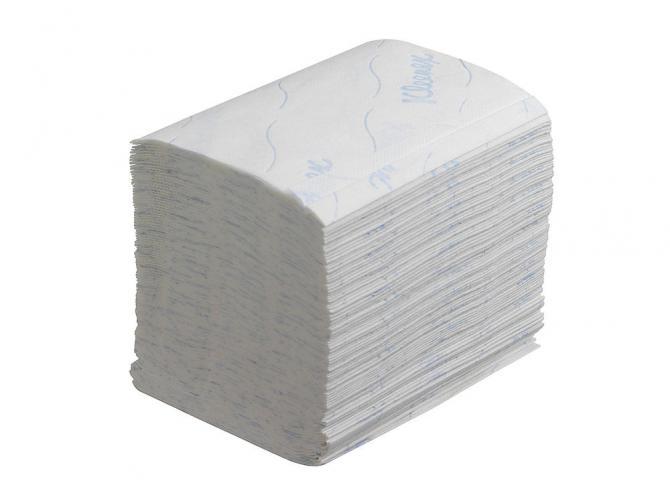 KLEENEX® UltraToilet Tissue - Einzelblattsystem